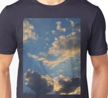 Sunset Clouds 2 Unisex T-Shirt