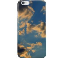 Sunset Clouds 3 iPhone Case/Skin