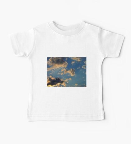 Sunset Clouds 3 Baby Tee