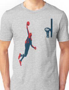 Dwight Howard Basketball Dunk Unisex T-Shirt