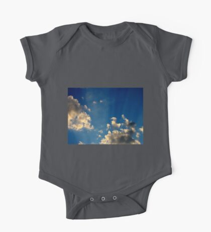 Sunset Clouds 4 One Piece - Short Sleeve