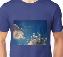 Sunset Clouds 4 Unisex T-Shirt