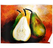 Pears... Heat Poster