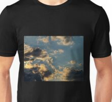 Sunset Clouds 6 Unisex T-Shirt