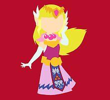 Toon Zelda by spyrome876