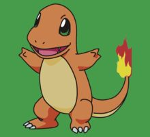 Charmander Kids Clothes