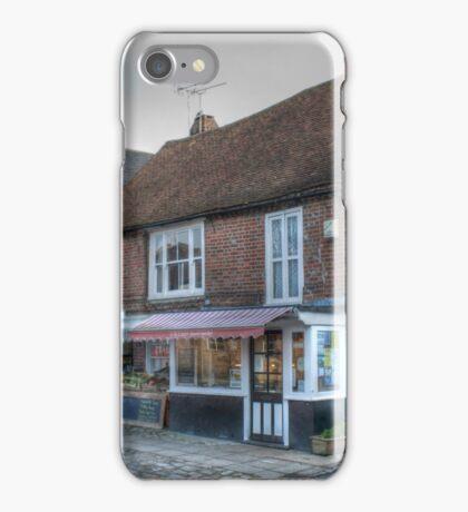 G.B. Lister iPhone Case/Skin