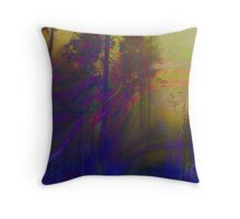 ... and as Dawn breaks ... Throw Pillow