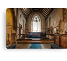 St Mary Lenham Canvas Print