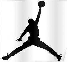 Air Jordan Logo Poster
