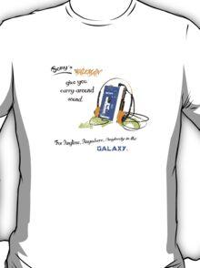 Guardians of the Galaxy - Walkman T-Shirt