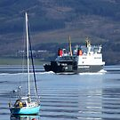 Bute Ferry by Steve Hammond