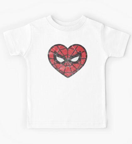 I <3 Spider-man Kids Tee