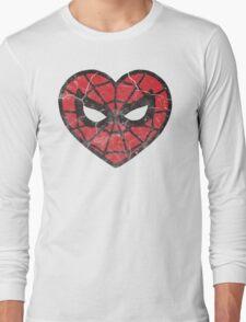 I <3 Spider-man Long Sleeve T-Shirt