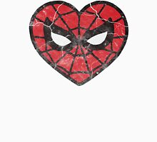 I <3 Spider-man Womens Fitted T-Shirt