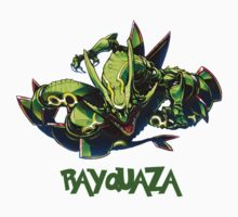 Rayquaza One Piece - Short Sleeve