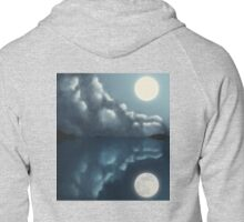 Night and Day Zipped Hoodie