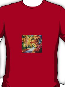 Red Fall — Buy Now Link - www.etsy.com/listing/227967853 T-Shirt