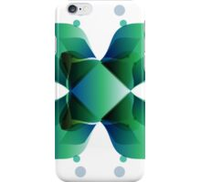 Water Blooms - Square iPhone Case/Skin