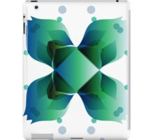Water Blooms - Square iPad Case/Skin