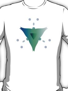 Water Blooms - Triangle T-Shirt
