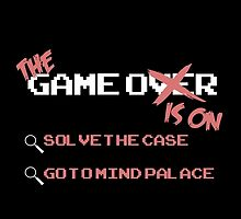 The game is on by mkey