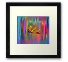 Flight of the Phoenix Framed Print