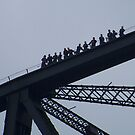 Harbour Bridge Climb by Coloursofnature
