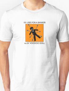 no.24 VOODOO DOLL Unisex T-Shirt