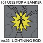 no.33 LIGHTNING ROD by ppodbodd