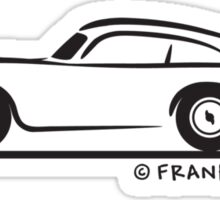 1964 Aston Martin DB5  Sticker