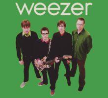 Weezer - The Green Album by ericadmitrieff