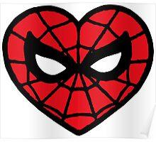 I <3 Spider-man v.2 Poster