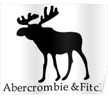 Abercrombie & Fitch Poster