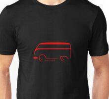 Barn Door Bus Unisex T-Shirt