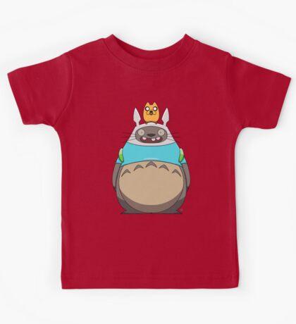 Finn Totoro Kids Tee