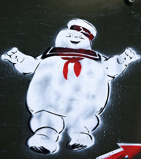 Stay Puft by stringsforlife