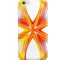 Crosses Beginning To Burn iPhone Case/Skin