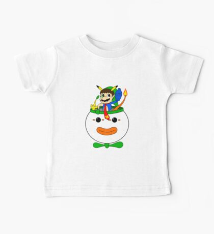 The Ultimate Fighter Baby Tee