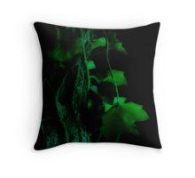 Greens Throw Pillow