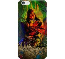 """"""" The future of a child is the work of her mother""""  iPhone Case/Skin"""