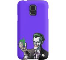 joker loves apple Samsung Galaxy Case/Skin