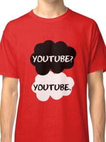 Youtube - TFIOS (red) Classic T-Shirt