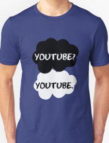Youtube - TFIOS (red) Unisex T-Shirt