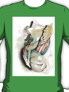 Butterfly Action T-Shirt