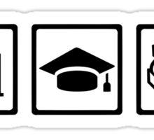 Teacher equipment Sticker