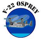 Bell Boeing V-22 Osprey by Frank Schuster