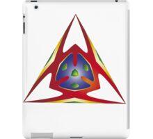 Alien Triangle iPad Case/Skin