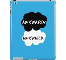 Awkward - TFIOS iPad Case/Skin