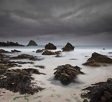 storm approaching, balnakeil by codaimages